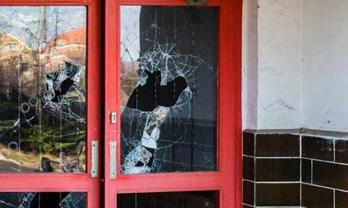 Theft and Vandalism Damage